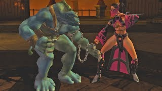 Mortal Kombat Armageddon MOLOCH - (VERY HARD) - (PS2)【TAS】