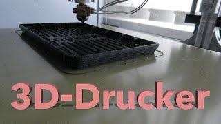 Wie funktioniert ein 3D-Drucker? - Marcos Quizshow (Ep.40)