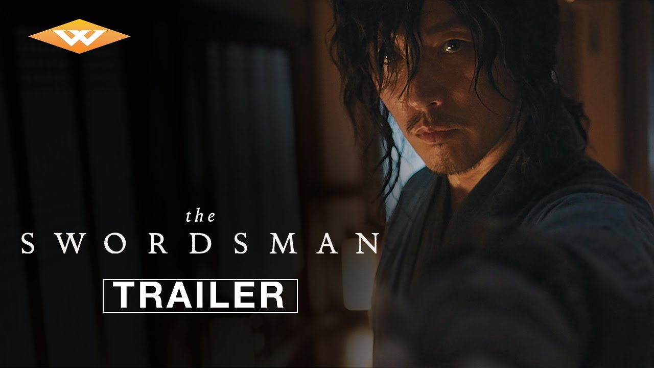 Download THE SWORDSMAN (2021) Official US Trailer   Korean Action Movie   Jang Hyuk and Joe Taslim