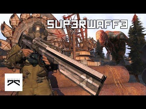 » SUPERWAFFE « - Radioactive Bloodsuckers in Arma 3: S.T.A.L.K.E.R - [4K]
