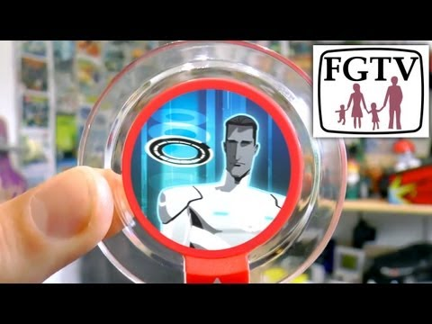 Disney Infinity Tron User Control Power Disc Exclusive At Toys R Us