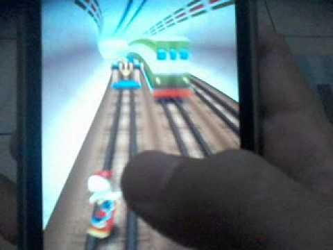 LG Optimus F5 Desempenho Em Jogos (Subway Surfers)