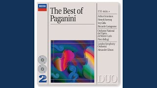 Paganini: Violin Concerto No.4 in D minor - 2. Adagio flebile con sentimento