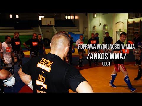 Trening MMA - Poprawa Wydolności W MMA