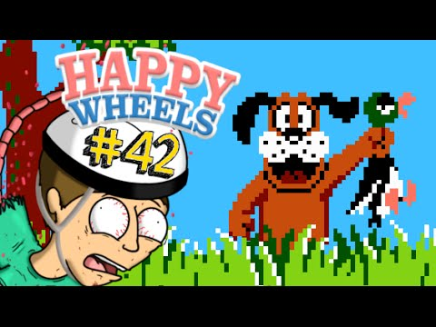 IL KILLER DI ANATRE!! - Happy Wheels [Ep.42]