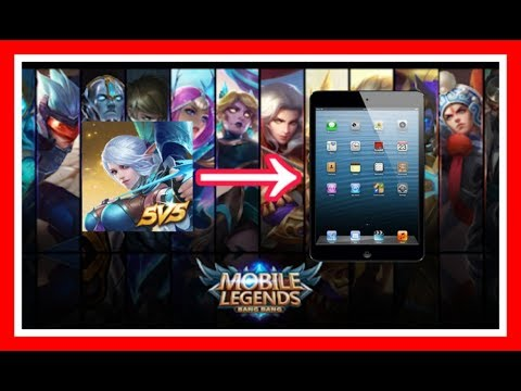 How To Run Mobile Legend On IPad Mini 1/ Fix Mobile Legend Crash On Ipad Mini 1 : Long_Kim_Hong
