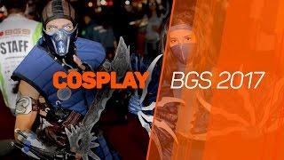 COSPLAY | BGS 2017