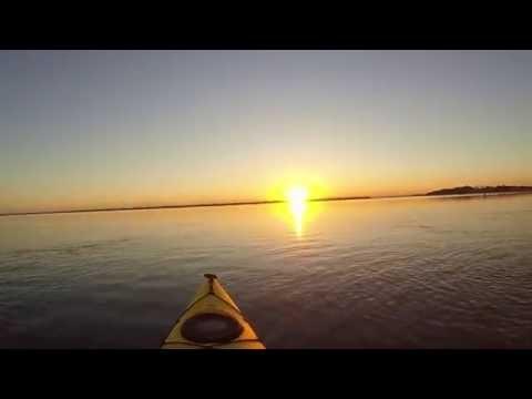 Dungeness Spit Sunrise - Sequim, Washington - Kayaking