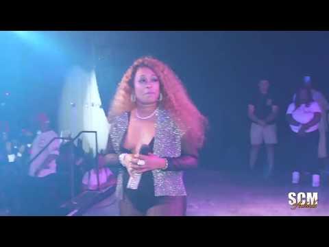 Trina Performing Live at the SCM Awards