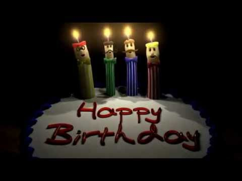Happy Birthday To You (After Effect Version)