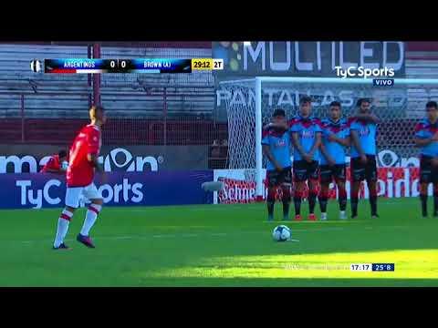 Miguel Torren - Argentinos Juniors 2017-2018