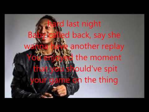 Chris Brown -  U did it Ft. Future Lyrics