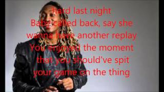 Chris Brown U did it Ft. Future Lyrics