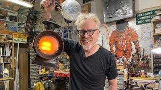 Adam Savage's One Day Builds: Gaslamp Lantern Prop!