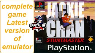 Download Jackie Chan Stuntmaster complete game HD with epsxe 2.0.5 + How to setup program-controls
