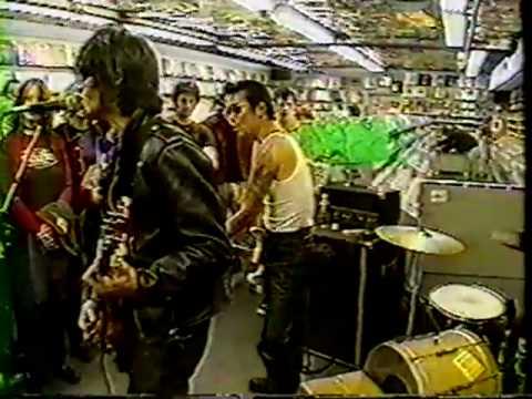 Guitar Wolf - Kim's Video NYC -  ギターウルフ