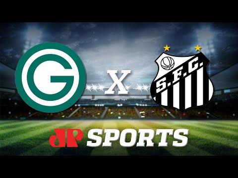 AO VIVO: Goiás x Santos - 09/11/19 - Brasileirão - Futebol JP