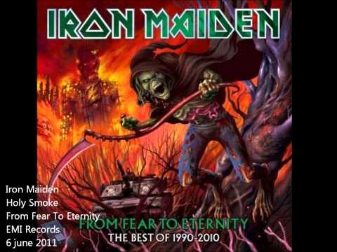 Iron Maiden-Holy Smoke From Fear To Eternity