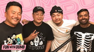 Chef Roy Choi - Fun With Dumb - Ep. 7 - ft. Rekstizzy & Phil Gomes