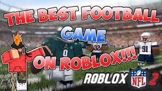 BEST FOOTBALL GAME IN ROBLOX!!! - Roblox NFL 2 Funny Moments #1