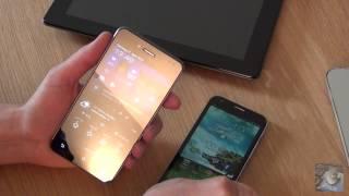Vergleich Asus Padfone Infinity mit Padfone 2
