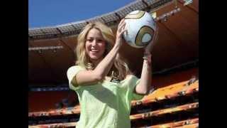 La La La FiFa World Cup Song 2014 (brazil) Shakira full HD Video