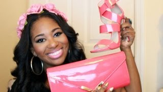 NYC Aftermath | Summer shoe & Bag haul 2013 | Zara, Aldo, Christian Louboutin & More!