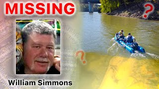 UNDERWATER SEARCH for BILL SIMMONS.. (Missing Person Part 1)