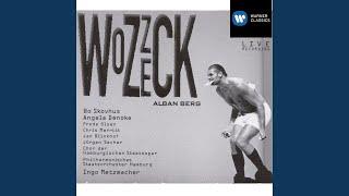 Wozzeck · Oper in 3 Akten, Dritter Akt: Das Messer? Wo ist das Messer? (4. Szene: Wozzeck -...