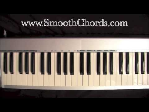 Anointing Take Me Higher - The Clark Sisters - Piano Tutorial
