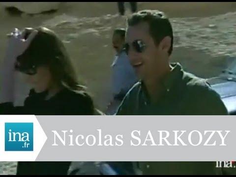 """Nicolas Sarkozy et Carla Bruni """"C'est du sérieux"""" - Archive vidéo INA"""