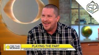кристиан Бэйл рассказывает о своём новом фильме и его знаменитых преображениях