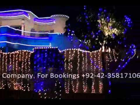 House Light Mehndi Lights Concepts Disco Lights