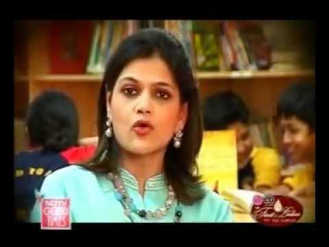 Mrs. Neerja Birla on NDTV Good Times - Part I