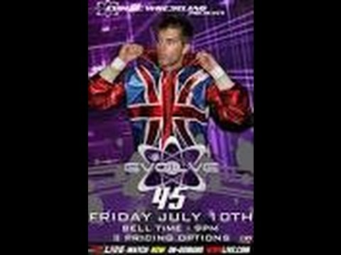 Countdown to Evolve 45 & 46