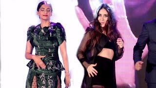Sonam Kapoor And Kareena Kapoor CRAZY HOT Dance At Veere Di Wedding Music LAUNCH