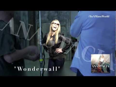 Anastacia  - Wonderwall (Oasis Cover)