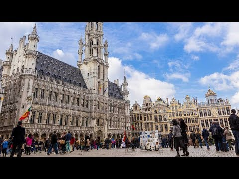 The Beautiful City Of Brussels