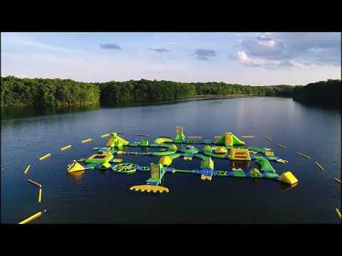 Holly, Michigan - Whoa Zone drone video