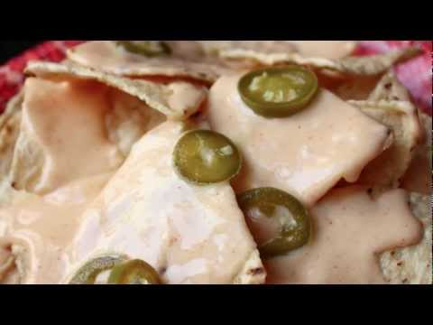 Nacho Cheese Sauce Recipe - Nacho Cheese Sauce & Dip