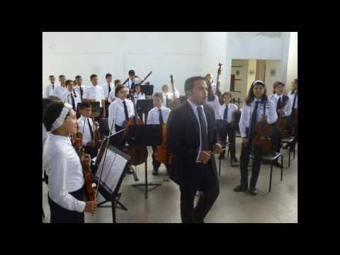 Orquesta armando Reveron 2