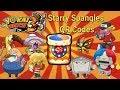 15 Yo-kai Watch 3 Starry Spangles QR Codes