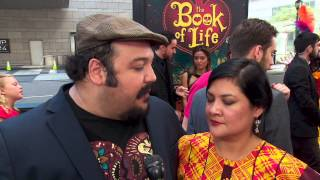 The Book Of Life: Director Jorge R. Gutierrez LA Movie Premiere Interview