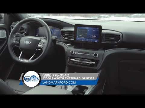 2020 Ford Explorer Gresham OR | New Ford Explorer Gresham OR