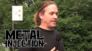 CATTLE DECAPITATION Interview at Heavy Montreal | Metal Injection