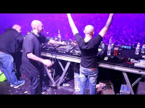 IMPACT - RAVE STAGE - THE SICKEST SQUADE - 26 11 16 - Part 3