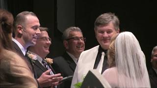 Donna Gibbs + Bob Schofstoll Wedding