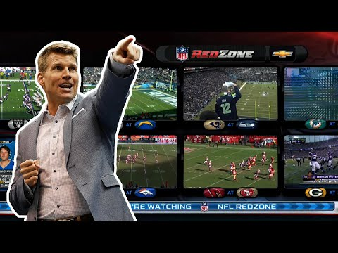 Behind The Scenes Of NFL RedZone W/ Scott Hanson