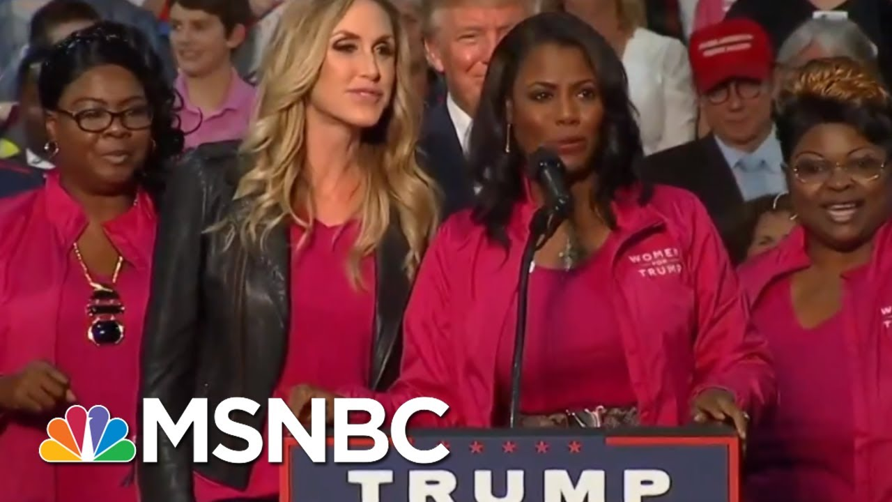 reality-tv-executive-omarosa-trump-fight-is-like-a-hip-hop-beef-the-beat-with-ari-melber-msnbc