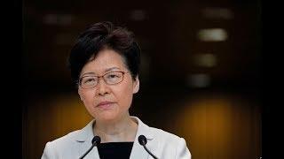 VOA连线(张蓉湘):美国国务院呼吁各方停止使用暴力,盼香港局势和平解决